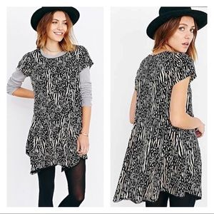 Urban Outfitters Silence + Noise Baby Doll Dress